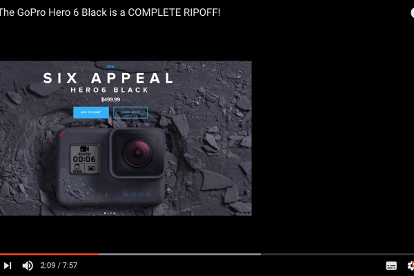 Why GoPro does not seem interested in Europe